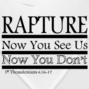Rapture: Now You See Us, Now You Don't - Bandana