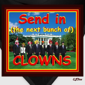 Send In (The Rest Of The) CLOWNS - Bandana