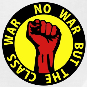 3 colors - no war but the class war Working Class  T-Shirts - Bandana