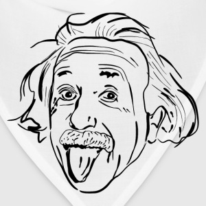 Einstein HD Design T-Shirts - Bandana
