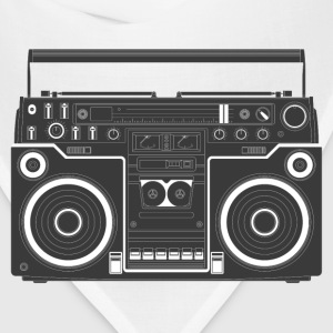 Boom Box HD DESIGN T-Shirts - Bandana