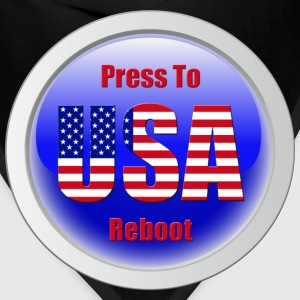 USA - Press To Reboot - Bandana