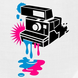 Instant camera - color drips out -  T-Shirts - Bandana