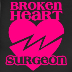 Broken heart surgeon funny design for anyone out of luck with Romance T-Shirts - Leggings