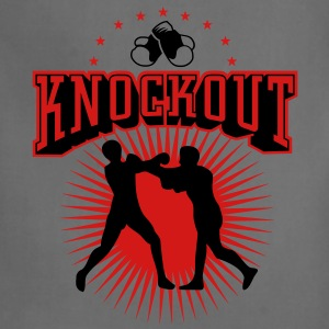 Boxing Knockout T-Shirts - Adjustable Apron