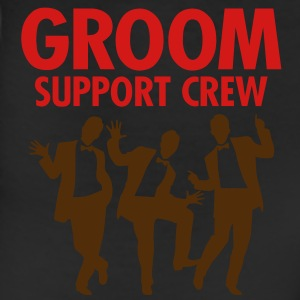 Groom Support Crew 1 (2c)++ T-Shirts - Leggings