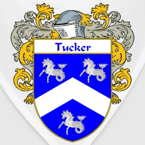 Tucker Coat of Arms/Family Crest - Bandana