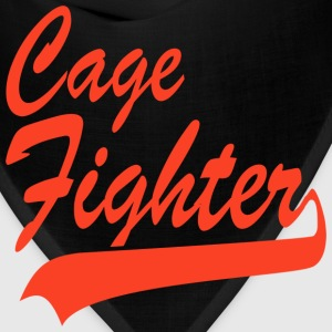 Cage Fighter T-Shirt - Bandana