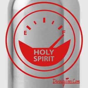 Holy Spirit is Full Design - Water Bottle