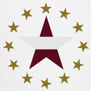 Latvia & Stars T-Shirts - Trucker Cap
