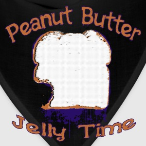 Peanut Butter Jelly Time - Bandana