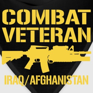 Combat Veteran Iraq and Afghanistan - Bandana