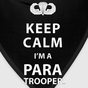 Keep Calm I'm a Paratrooper - Bandana