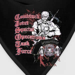 Afghanistan Special Operations T-Shirts - Bandana
