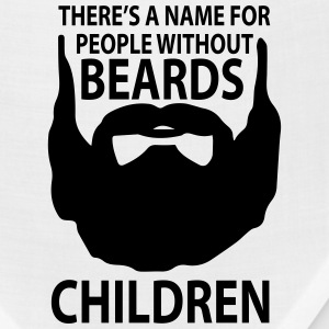 theres a name for people without beards Children T-Shirts - Bandana