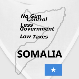 Your New Homeland: Somalia - Bandana
