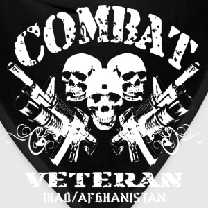 Combat Veteran (Iraq and Afghanistan) - Bandana