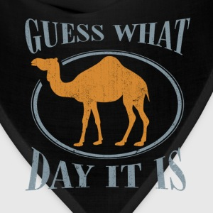 Hump day - Bandana