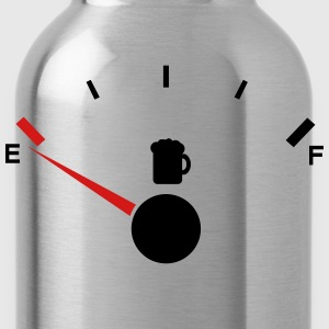 Beer tank indicator Empty  - Water Bottle