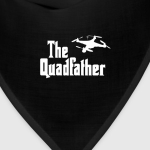 The QuadFather T-Shirt - Bandana