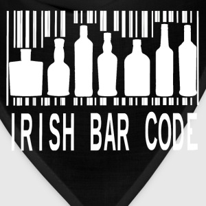 Irish Bar Code - Bandana