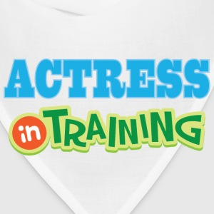 Actress In Training Baby & Toddler Shirts - Bandana