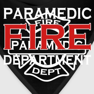 Paramedic fire fighter 2 side - Bandana