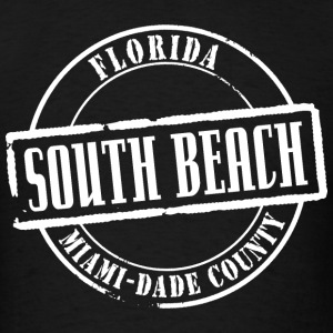 South Beach Title B Tank Top - Men's T-Shirt
