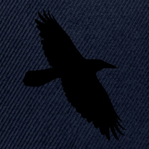 crow T-Shirts - Snap-back Baseball Cap