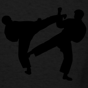 Karate Men Duffle Bag - Men's T-Shirt