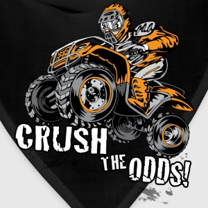 Crush The Odds - Bandana