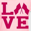 love color guard Women's T-Shirts - Women's T-Shirt