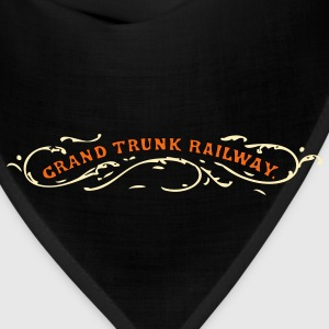 Grand Trunk Railway T-Shirts - Bandana