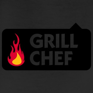 Grill Chef 1 (3c) Polo Shirts - Leggings