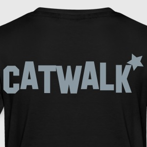 catwalk with star for model! Kids' Shirts - Toddler Premium T-Shirt