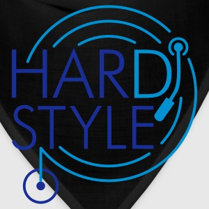 HARDSTYLE DJ | men's standard weight shirt - Bandana