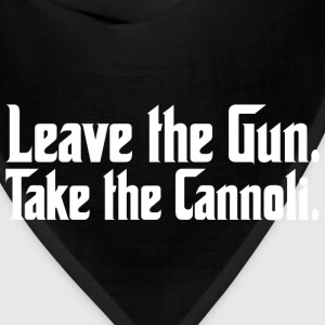 The Godfather - Leave the Gun Take the Cannoli - Bandana
