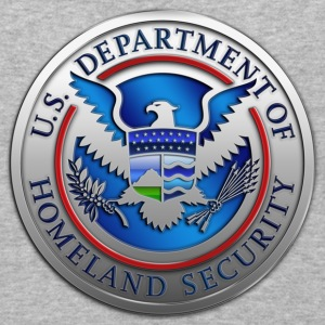 Department of Homeland Security (DHS) - Baseball T-Shirt