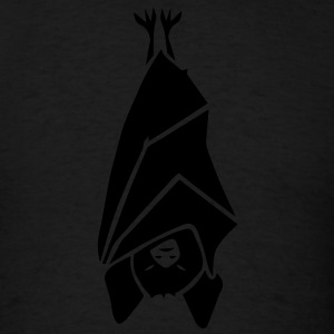 bat vampire batmen sleep sleeper dracula wings halloween witch spider bats Long Sleeve Shirts - Men's T-Shirt