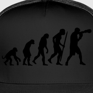 Evolution of boxing Hoodies - Trucker Cap