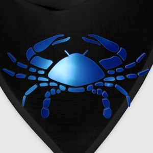 Zodiac Cancer The Crab - Bandana