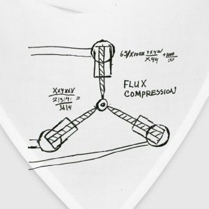 1.21 Gigawatts Flux Capacitor T-Shirt - From Back to the Future - Bandana
