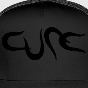 The Cure - Trucker Cap