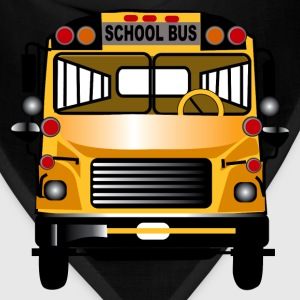 School Bus - Bandana