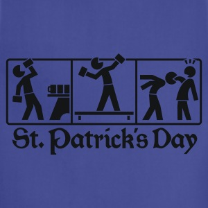 St. Patricks Day 1 Women's T-Shirts - Adjustable Apron