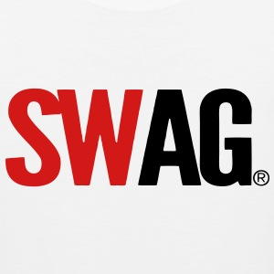SWAG BY CRAZY4TSHIRTS - Men's Premium Tank