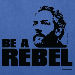 Breitbart - Be a Rebel - Orange - Tote Bag