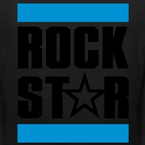 Rock Star Kids' Shirts - Men's Premium Tank