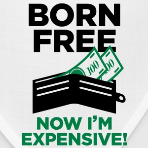 Born Free 2 (2c)++ Kids' Shirts - Bandana