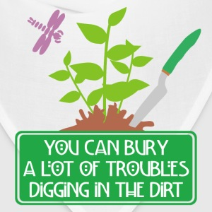 Gardening: Digging in the Dirt - Bandana